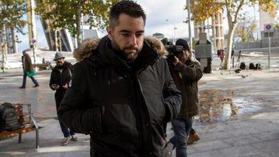 Archivada la causa contra Dani Mateo por sonarse con la bandera de España