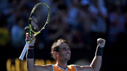 Nadal confirma su excelencia contra Berdych y jugará los cuartos frente a Tiafoe