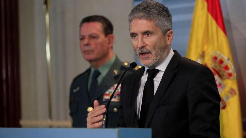 Marlaska: 'El objetivo era rescatar a Julen, ahora se inicia la investigación'