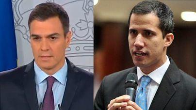 España reconoce a Guaidó como presidente 'encargado' de Venezuela