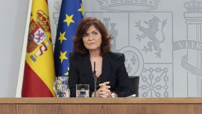 El Gobierno de Sánchez da marcha atras al 'relator'