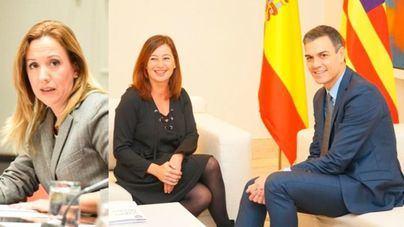 Dávila carga contra Sánchez por 'arriesgar los avances de Canarias' con el REB balear