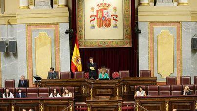 Las Cortes se constituirán de nuevo el 21 de mayo