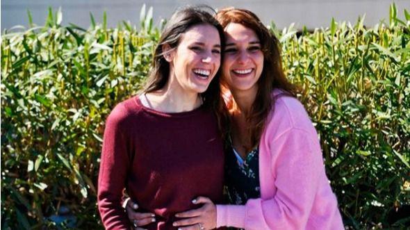 Irene Montero y Pablo Iglesias anuncian que esperan una niña