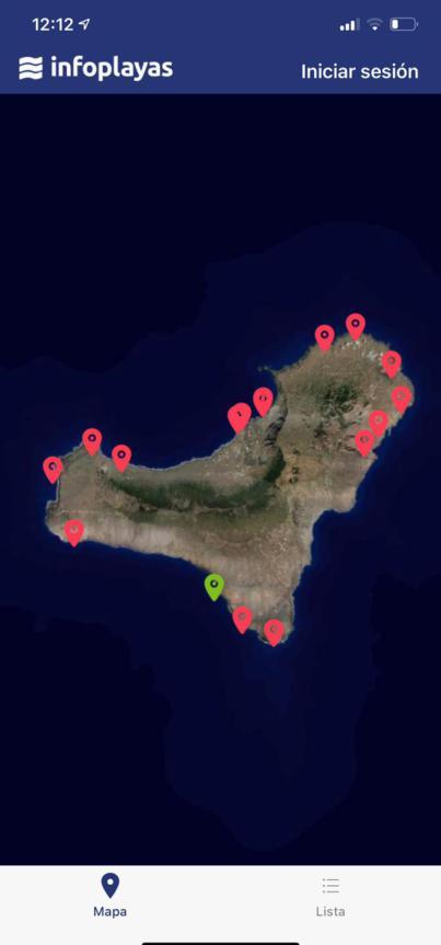 Mejora la situación en El Hierro y se reabren las zonas de baño y centros turísticos con control de aforo