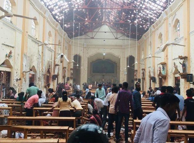 Los atentados de Sri Lanka dejan 290 muertos y 500 heridos
