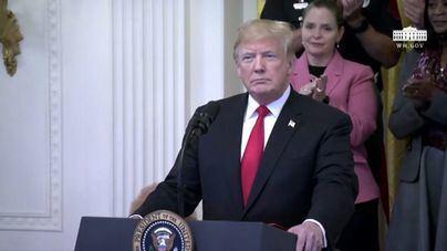 Trump hará una visita de Estado a Reino Unido en junio