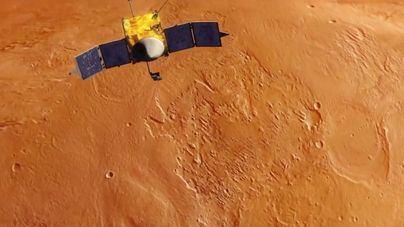 La NASA difunde un vídeo sobre un evento sísmico en Marte