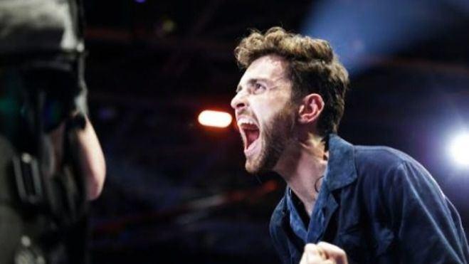Holanda gana Eurovisión y España finaliza en el puesto 22