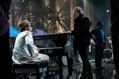 Llega a los cines 'Rocketman', el biopic de Elton John