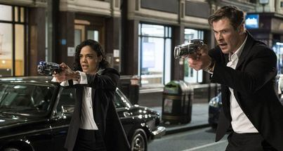 'Men in Black: International', el gran estreno de cine de la semana