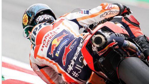 Márquez logra su cuarta victoria esta temporada y Lorenzo cae tras una buena salida