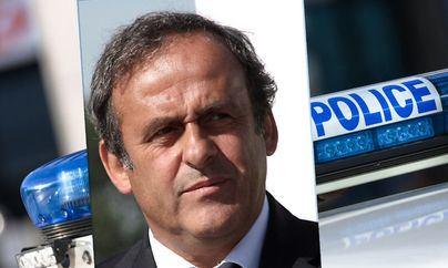 Detienen a Platini por supuesta corrupción en la elección del Mundial de Qatar 2022