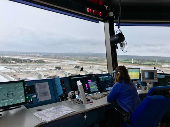 Las aerolíneas piden medidas contra las huelgas de controladores