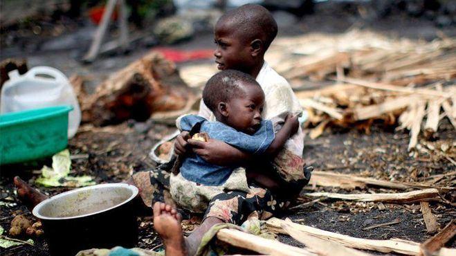 Unas 821,6 millones de personas sufren hambre en el mundo