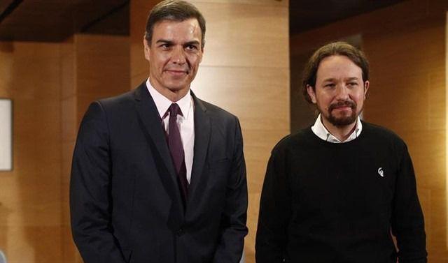 Las bases de Podemos votan por un gobierno de coalición con Iglesias en el Ejecutivo