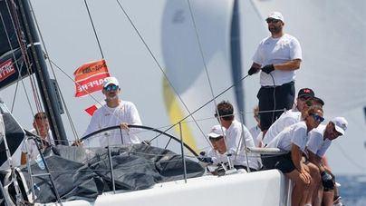 Felipe VI y Harald V de Noruega competirán en aguas de la Bahía de Palma