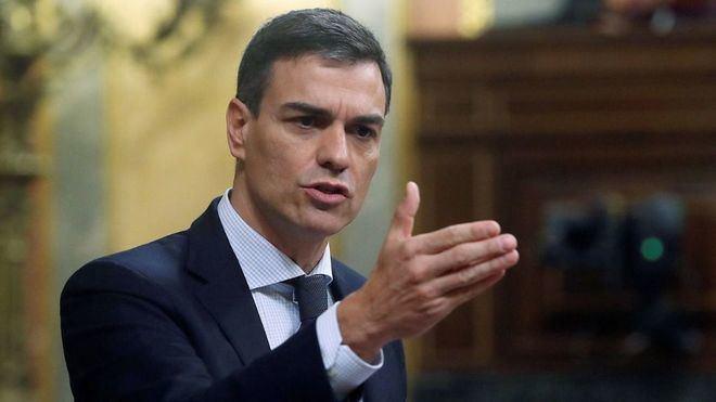 EN DIRECTO Sesión de investidura de Pedro Sánchez