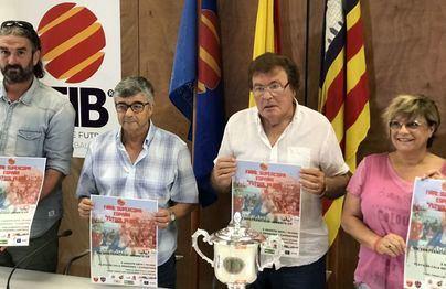 Mallorca acoge la final de la Súpercopa de España de fútbol playa