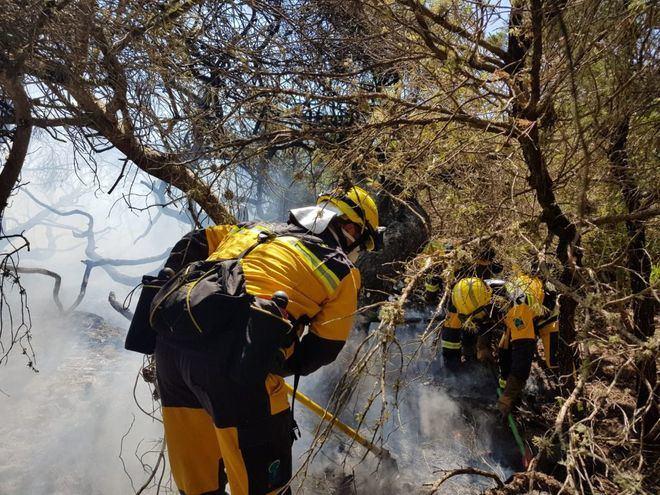 El fuego arrasa 57.697 hectáreas en España hasta principios de agosto