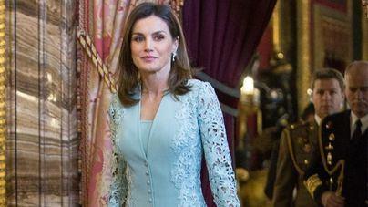 La reina Letizia vuelve a la tele