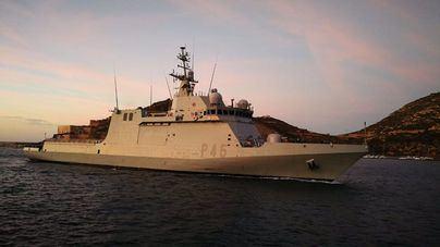 El Gobierno traerá a España a 15 migrantes del Open Arms en el buque militar 'Audaz'