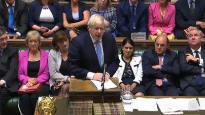 El Parlamento cierra cinco semanas tras tumbar el plan de Johnson para convocar elecciones anticipadas