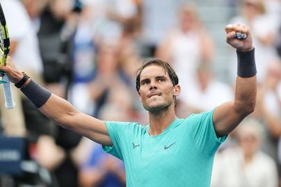 Rafa Nadal: 'Muchos dudaban que pudiera jugar tantos años; yo también'