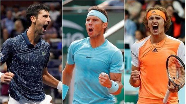 La Copa ATP arrancará con la participación de Nadal, Federer y Djokovic