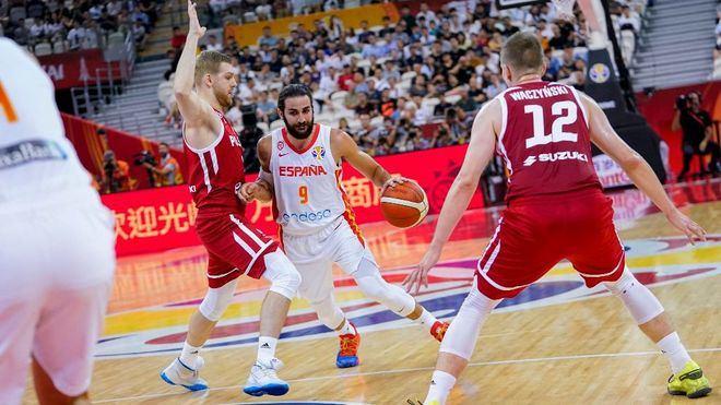 Ricky Rubio, elegido mejor jugador del Mundial de Baloncesto
