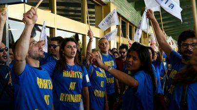 Fin a la huelga en Ryanair que ha pasado casi desapercibida para los usuarios