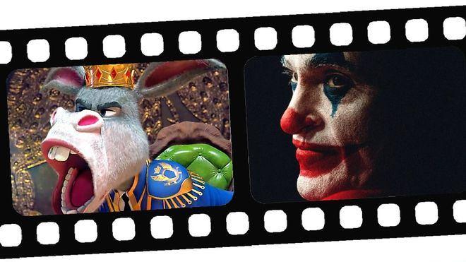 El 'Joker' asalta la cartelera