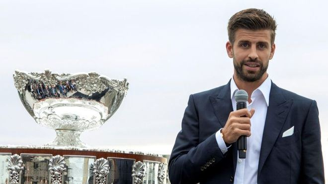 Piqué: 'La nueva Copa Davis concentrada en una semana en Madrid será una experiencia única'
