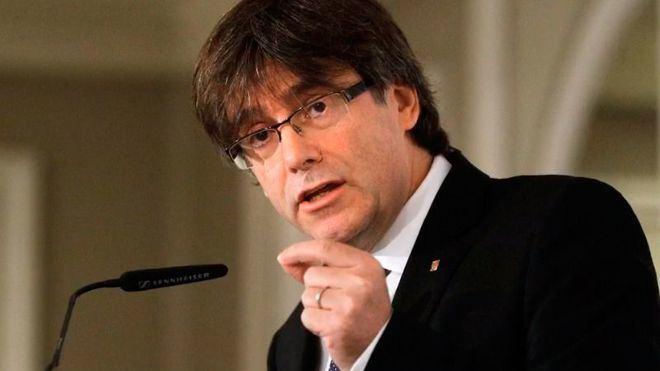 El Supremo activa la euroorden para detener a Puigdemont por sedición y malversación