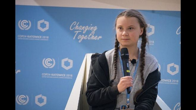 Greta Thunberg pide ayuda para cruzar el Atlántico y llegar a la cumbre del clima en Madrid