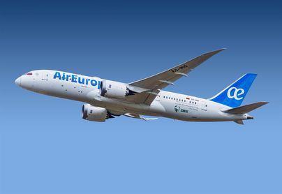 Una falsa alarma de secuestro de un avión de Air Europa desata el caos en Ámsterdam