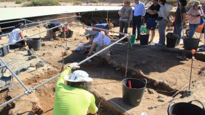 Investigadores destacan el vínculo de la púrpura de Lobos con Cádiz a finales del siglo I a.C.