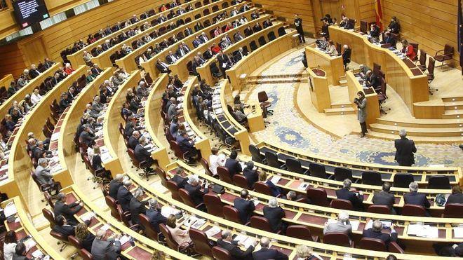 El PSOE pierde la mayoría absoluta en el Senado