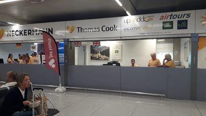 La filial alemana de Thomas Cook cancela sus reservas de 2020