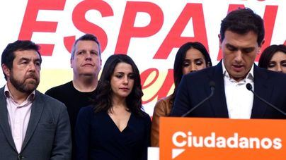 Cs en crisis de liderazgo y financiación: pierde 4 millones de euros con las elecciones