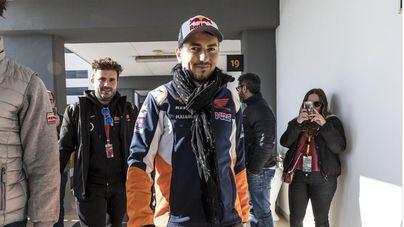 Jorge Lorenzo ante su última carrera: 'El plan es evitar líos en las primeras vueltas'