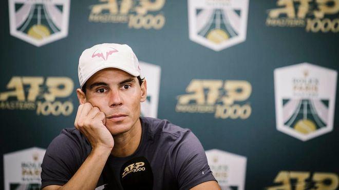 Nadal: 'La única opción es tener una sola gran competición con ATP, ITF y Kosmos'