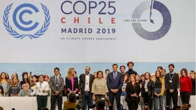 Medio centenar de líderes políticos en la inauguración de la cumbre sobre cambio climático