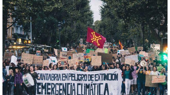 La Marcha por el Clima se convierte en un clamor por la supervivencia del planeta