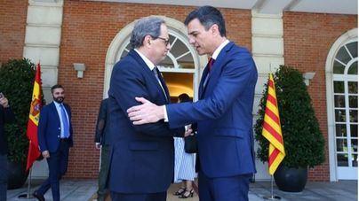 Sánchez llamará primero a Urkullu y después a Torra: seguirá la antigüedad estatutaria