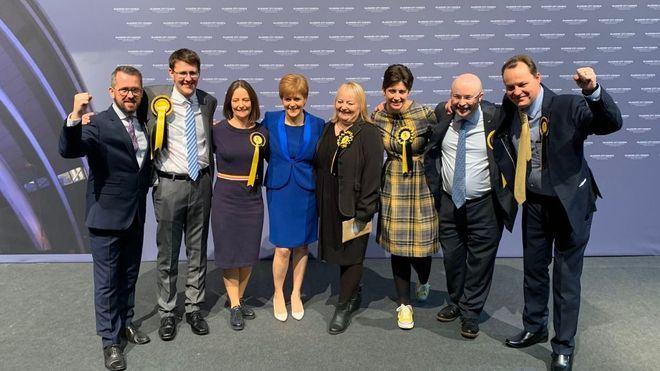 Los nacionalistas reclaman un segundo referéndum de independencia en Escocia