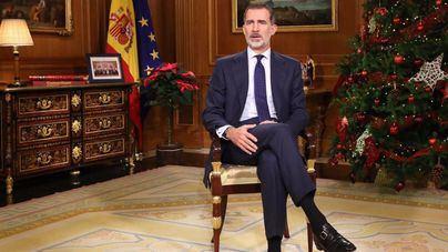 El Rey apela a la 'autoestima' de España para superar las adversidades