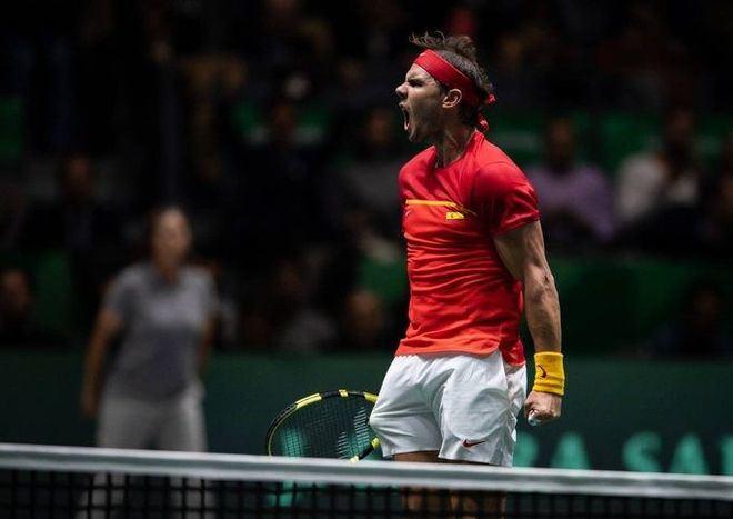 Rafa Nadal y Simone Biles elegidos Campeones de Campeones en 2019 para 'L'Équipe'