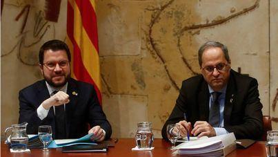 Torra advierte: el pacto entre ERC y PSOE no tiene 'el visto bueno' del Govern