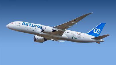 Vuelos a partir de 35 euros en Air Europa con la campaña 'Time To Fly'